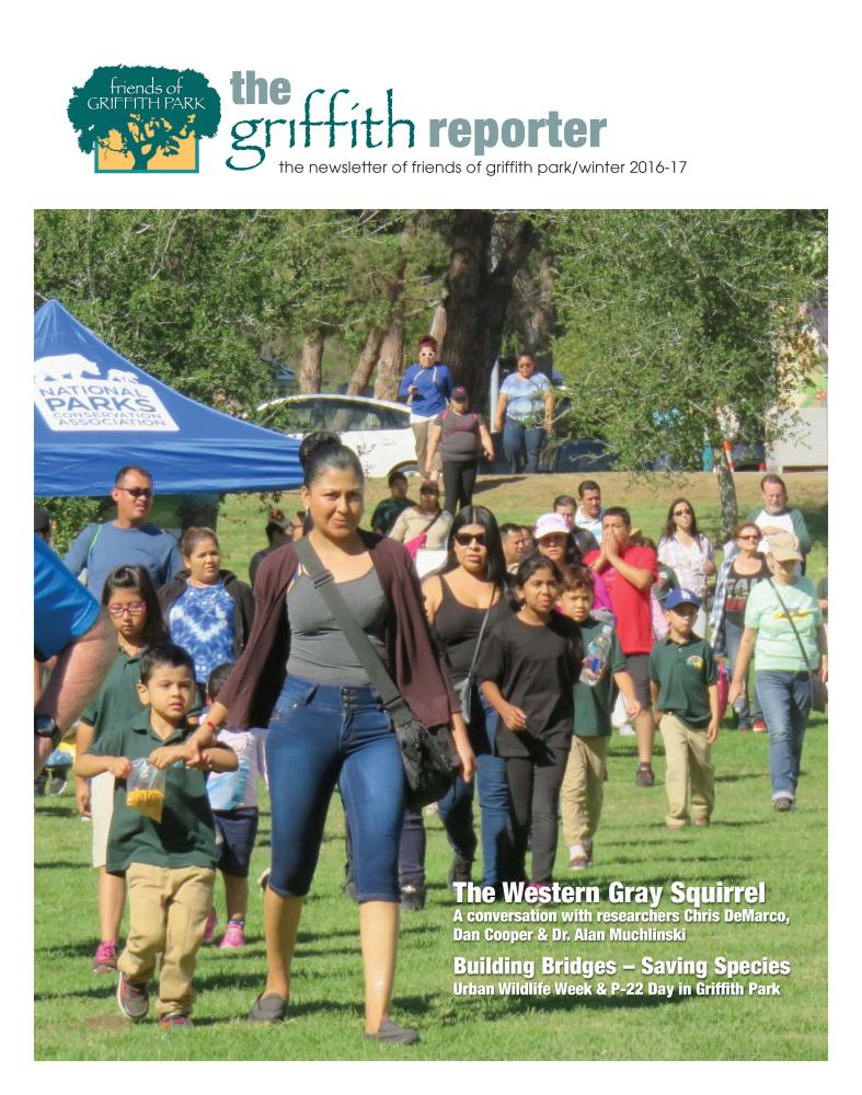 Griffith Reporter (Winter 2016-17)