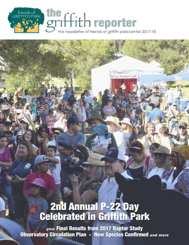 Griffith Reporter Winter 2017-18