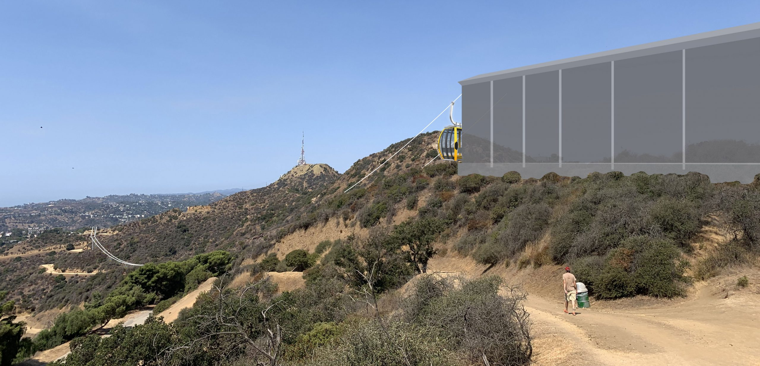 Griffith Park Aerial Tram: ­Another Bright Idea?