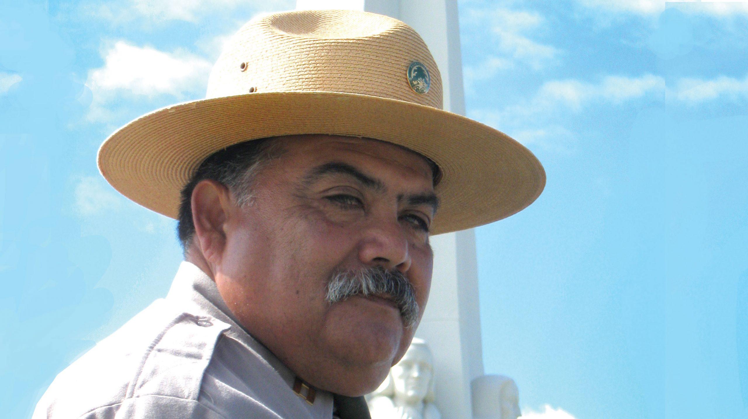 Honoring Ranger Albert Torres