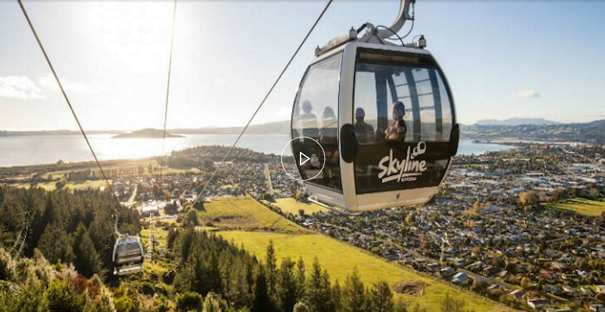 Griffith Park Aerial Tram –  Not Out of the Woods!